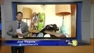 Fresno Skateboard Salvage on ABC30